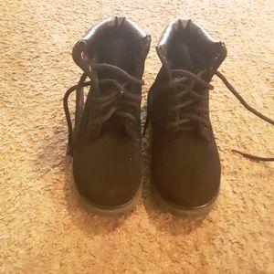 Boys size 13 boots